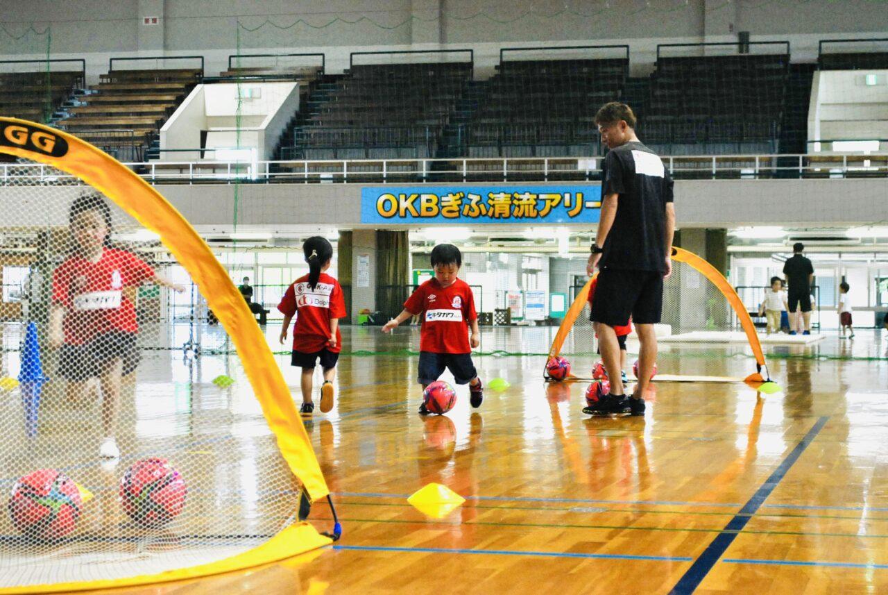 幼児サッカースクール